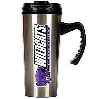 Kansas State Wildcats Stainless Steel Travel Mug