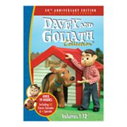 Davey and Goliath Collection: Volumes One - Twelve 12-Disc DVD Set