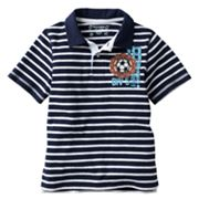 SONOMA life + style Striped Polo - Boys 4-7
