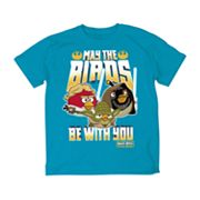 Angry Birds Star Wars Bird Force Tee - Boys 8-20