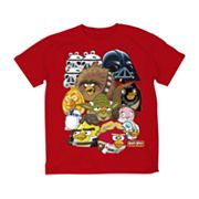 Angry Birds Star Wars Galaxy Gang Tee - Boys 8-20