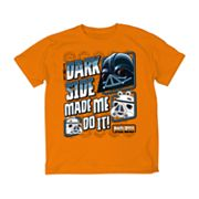 Angry Birds Star Wars Made Me Do It Tee - Boys 8-20