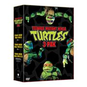 Teenage Mutant Ninja Turtles: 3-Disc DVD Set