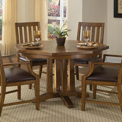 5-pc. Game Table and Chair Set