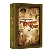The Adventures of Young Indiana Jones: Volume Two 9-Disc DVD Set