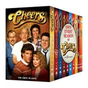 Cheers: Seasons One - Eleven 45-Disc DVD Set