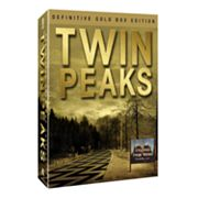 Twin Peaks: Definitive Gold Box Edition 10-Disc DVD Set