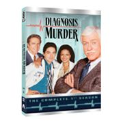 Diagnosis Murder: The Complete First Season 5-Disc DVD Set