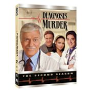 Diagnosis Murder: The Second Season 6-Disc DVD Set