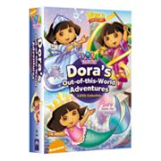 Dora The Explorer: Dora's Out-Of-This-World Adventures 3-Disc DVD Set