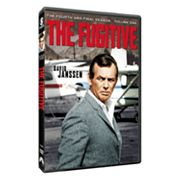 The Fugitive: Season Four - Volume One 4-Disc DVD Set