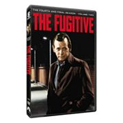The Fugitive: Season Four - Volume Two 4-Disc DVD Set