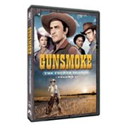 Gunsmoke: Season Four - Volume One 3-Disc DVD Set