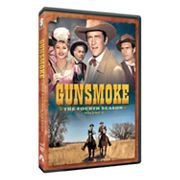 Gunsmoke: Season Four - Volume Two 3-Disc DVD Set