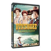 Gunsmoke: Season Six - Volume One 3-Disc Set