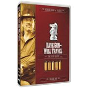 Have Gun - Will Travel: The Fifth Season, Volume One 3-Disc DVD Set