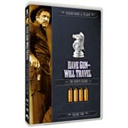 Have Gun - Will Travel: The Fourth Season, Volume Two 3-Disc DVD Set