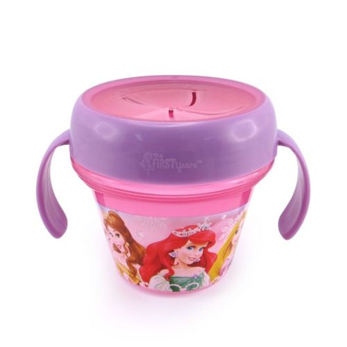 Disney Princess Snack Container by The First Years