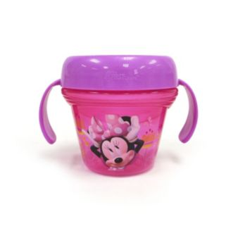 Disney Mickey Mouse and Friends Minnie Mouse Snack Container by The First Years