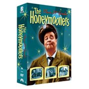The Honeymooners: Classic 39 Episodes 5-Disc DVD Set