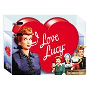 I Love Lucy: The Complete Series 34-Disc DVD Set