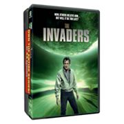 The Invaders: The Complete Series 10-Disc DVD Set