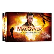 MacGyver: The Complete Series 39-Disc DVD Set