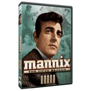 Mannix: Season Five 6-Disc DVD Set