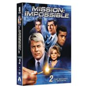 Mission: Impossible - Season Two 7-Disc DVD Set