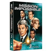 Mission: Impossible - Season Three 7-Disc DVD Set