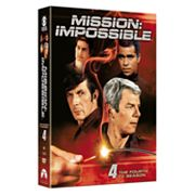 Mission: Impossible - Season Four 7-Disc DVD Set