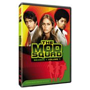 The Mod Squad: Season One - Volume One 4-Disc DVD Set