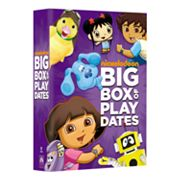 Nickelodeon: Big Box Of Play Dates 3-Disc DVD Set