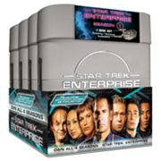 Star Trek Enterprise: Complete Series 27-Disc DVD Set