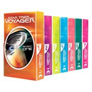 Star Trek Voyager: Seasons One - Seven 47-Disc DVD Set