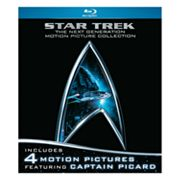 Star Trek: The Next Generation Motion Picture Collection 5-Disc Blu-ray Set