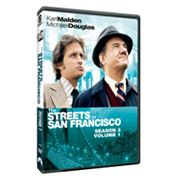 The Streets of San Francisco: Season Three - Volume One 3-Disc DVD Set