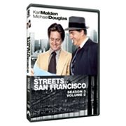 The Streets of San Francisco: Season Three - Volume Two 3-Disc DVD Set