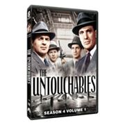 The Untouchables: Season Four - Volume One 4-Disc DVD Set