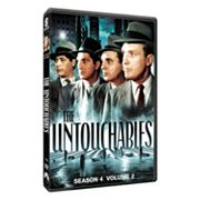 The Untouchables: Season Four - Volume Two 4-Disc DVD Set
