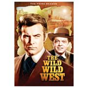 The Wild Wild West: The Third Season 6-Disc DVD Set