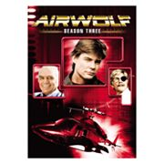 Airwolf: Season Three 5-Disc DVD Set