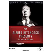 Alfred Hitchcock Presents: Season Three 5-Disc DVD Set