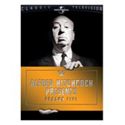 Alfred Hitchcock Presents: Season Five 5-Disc DVD Set