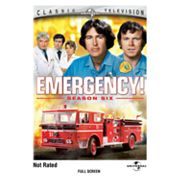 Emergency! Season Six 5-Disc DVD Set