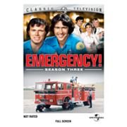 Emergency! Season Three 5-Disc DVD Set