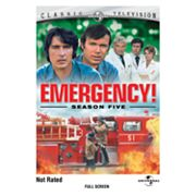 Emergency! Season Five 5-Disc DVD Set