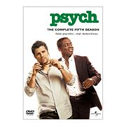 Psych: Season Five 4-Disc DVD Set