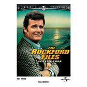 Rockford Files: Season Four 5-Disc DVD Set