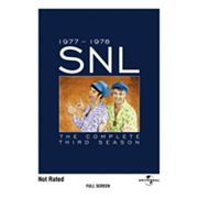 Saturday Night Live: Season Three 7-Disc DVD Set